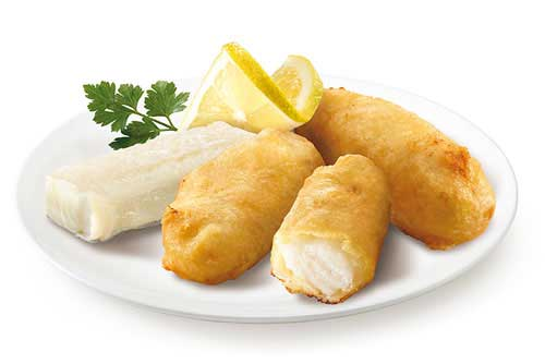 Fried Codfish Fillets
